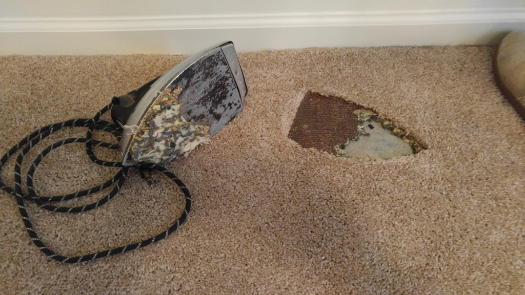 Carpet Burn Damage Repair Sydney